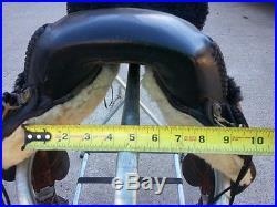 Synergist endurance saddle