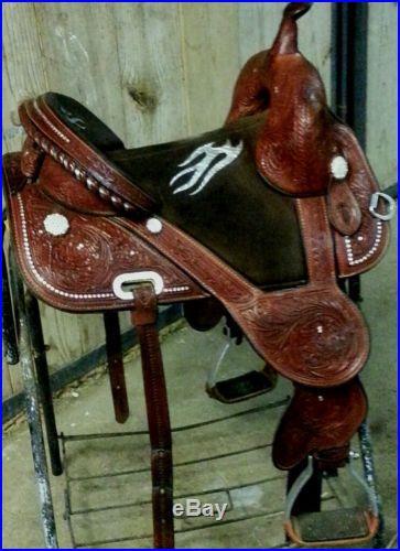 The New Jackie Jatzlau Sports Saddle