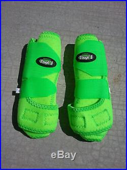 Tough-1 Extreme Vented Sport Boots FRONT ALL COLORS ALL SIZES horse tack SMB