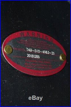 Tucker 15.5 Equitation Endurance Trail Saddle T49-510-4163-21 Regular QH Bar