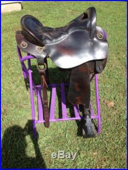 Tucker Endurance Saddle (E49995)