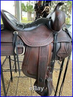 Tucker Pleasure Saddle