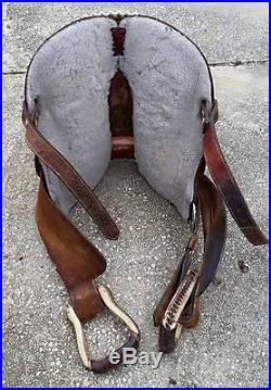 Used 15 Saddlesmith Combo Roping / Barrel Saddle
