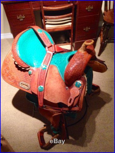 Western Great Plains Saddle