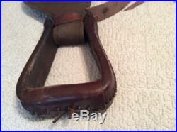 Western saddle circle y 16