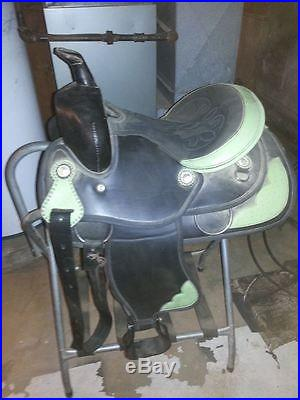 Wintec Wintec Western Allrounder Saddle Equestrian Saddle